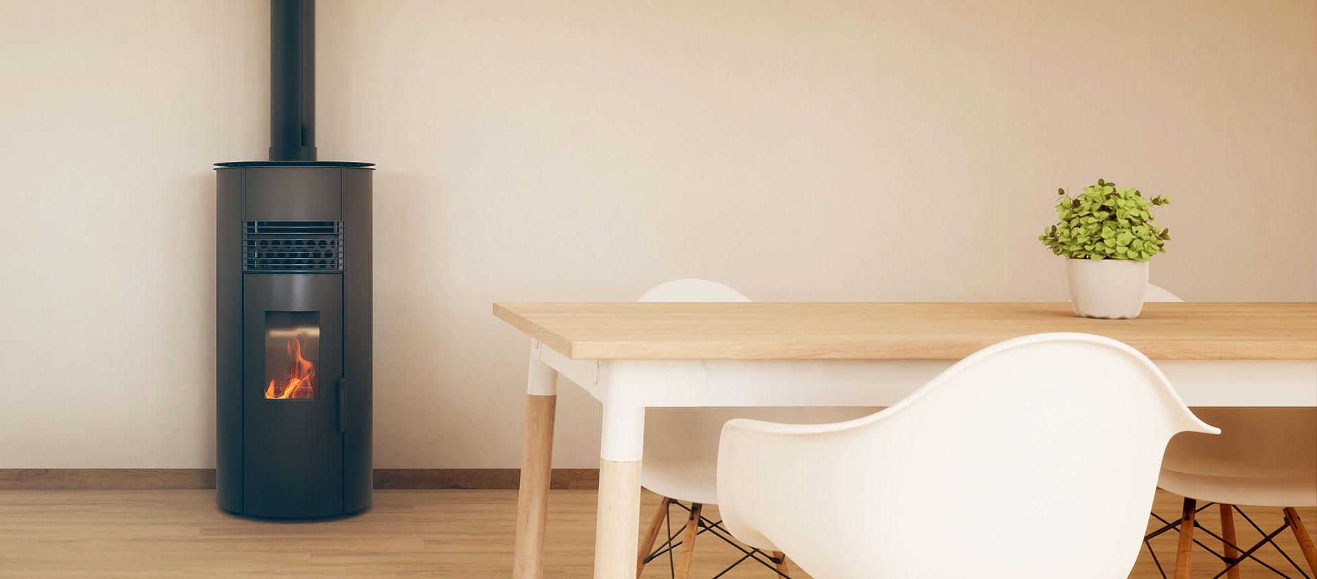 Valorisez votre intérieur avec SABEKO, chauffagiste & installateur poêle à bois