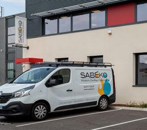 les agences de SABEKO à Lyon, Chambéry et Annecy
